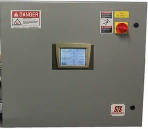 Programmable Logic Control Panel