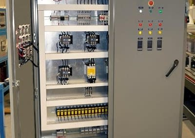 Free Standing Control Panel