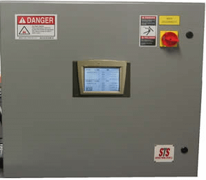 Programmable Logic Control Panel